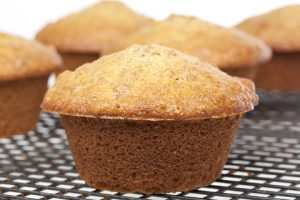 © Bhofack2 | Dreamstime.com - A Fresh Bran Muffin Photo