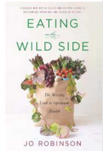 Eating on the wild side cover